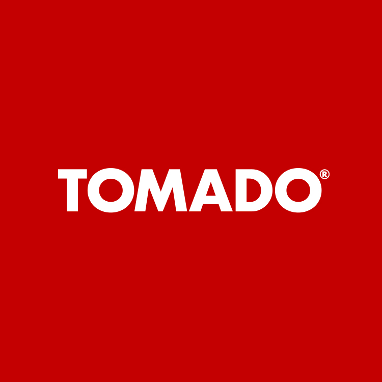 Het logo van Tomado Electric Appliances