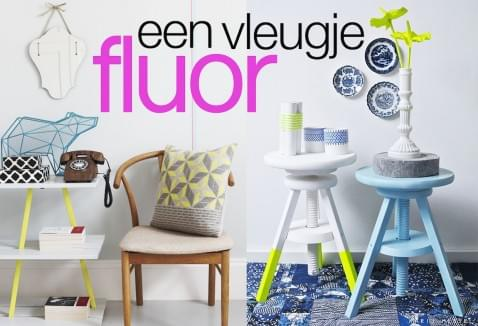 Colorboost: fluor in je interieur!