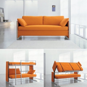 Clei Bedbank Doc Sofa Dunk Bed