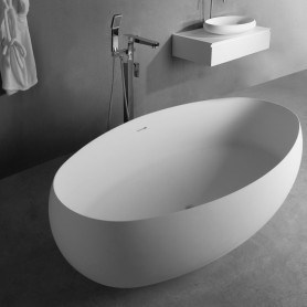 Solid surface baden