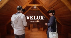 VELUX zet virtual reality in om realtime daglicht te ervaren