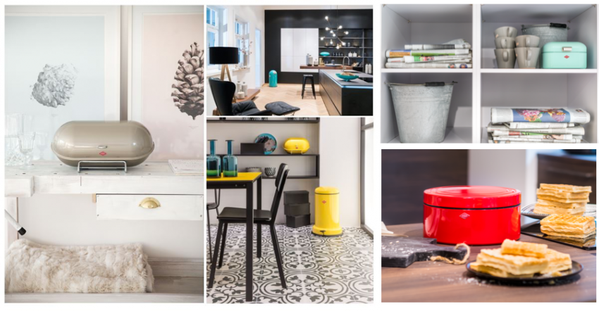 Colorful living met jubilerend Wesco
