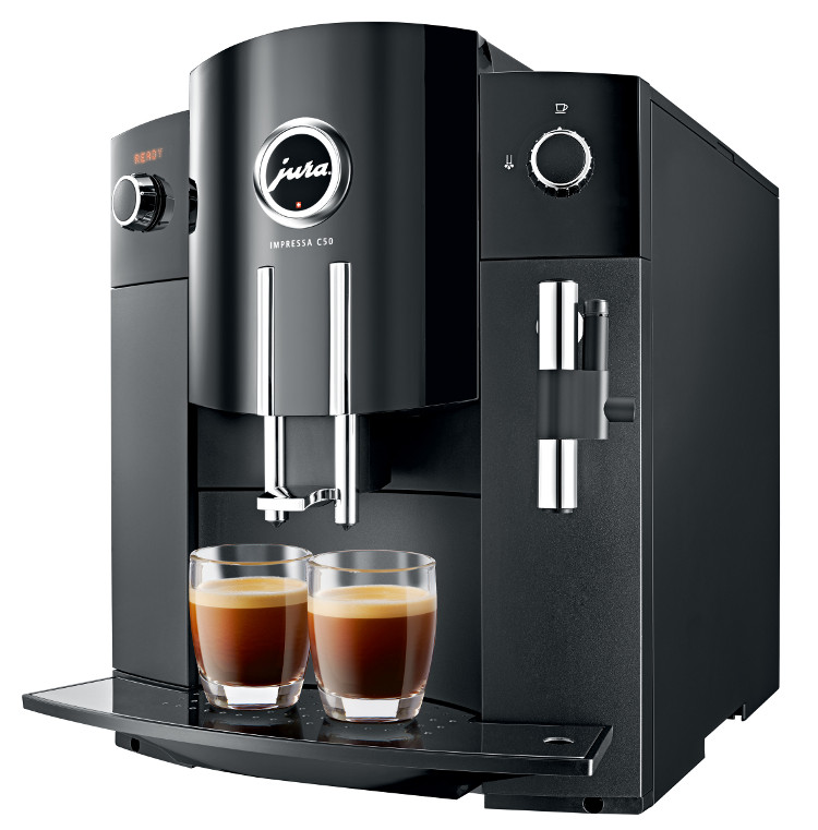 jura impressa c55 volautomatische koffiemachine nieuws. Black Bedroom Furniture Sets. Home Design Ideas