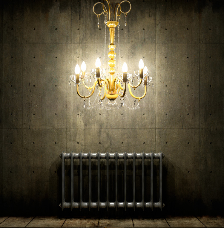 Hightech radiator met retro look: Vasco Vintage.
