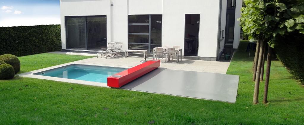 Abrisud zwembadafdekzeil coverseal for Piscine moderne design