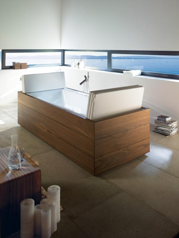 Duravit bad Sundeck.