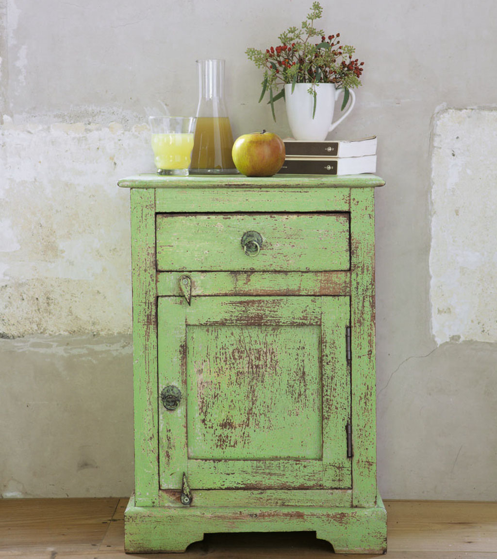 Refurbish furniture. Source: Maisons Du Monde