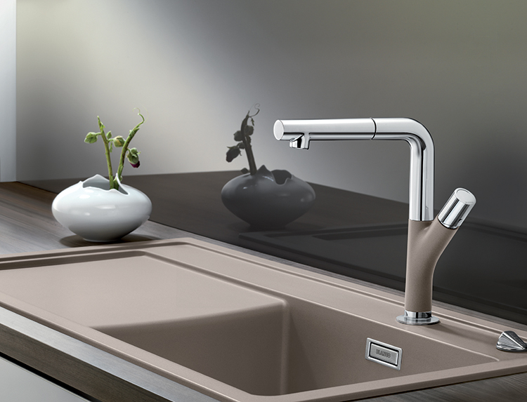 Rvs Keuken Spoelbak : Design Modern Kitchen Sinks