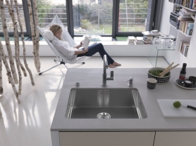 Franke Kitchen Systems: keukentrends 2013