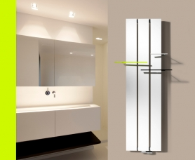 Vasco Beams: aluminium designradiator