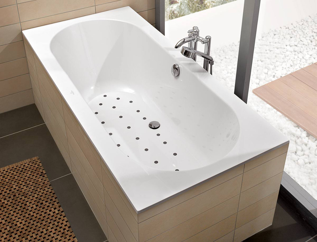 Whirlpoolsystemen Whisper en Ultimate Fitness. www.europeanbathrooms.com
