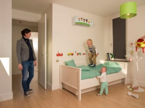 Coole kinderkamer