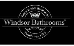Het logo van The Windsor Bathroom company