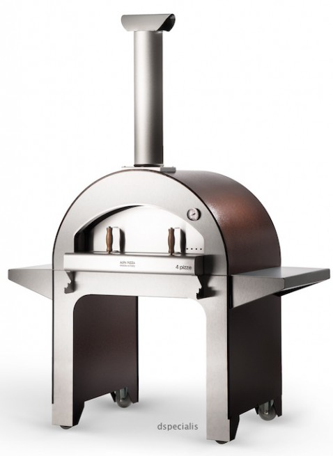 Houtoven Pizza oven