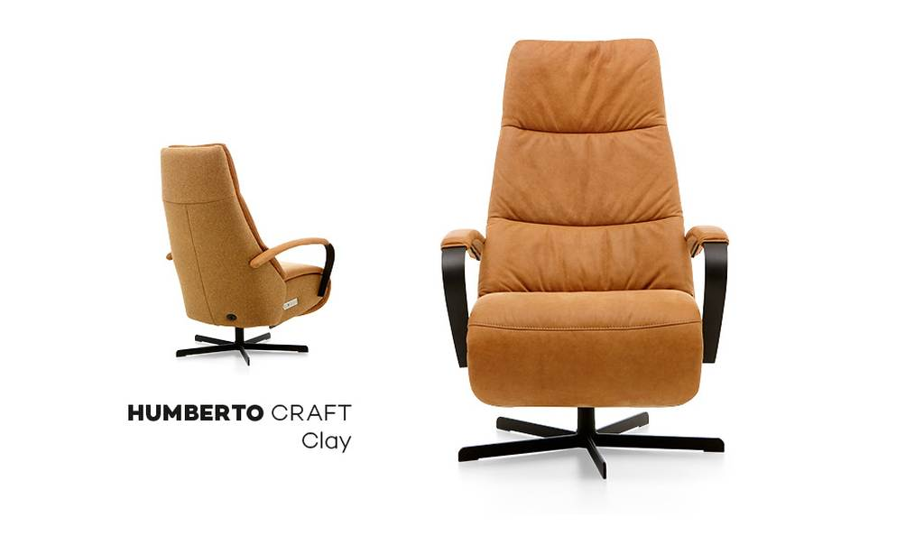 Relaxstoel Craft by Humberto Tan | Prominent | Stoelen