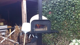 Pizza Brood en Bak Oven
