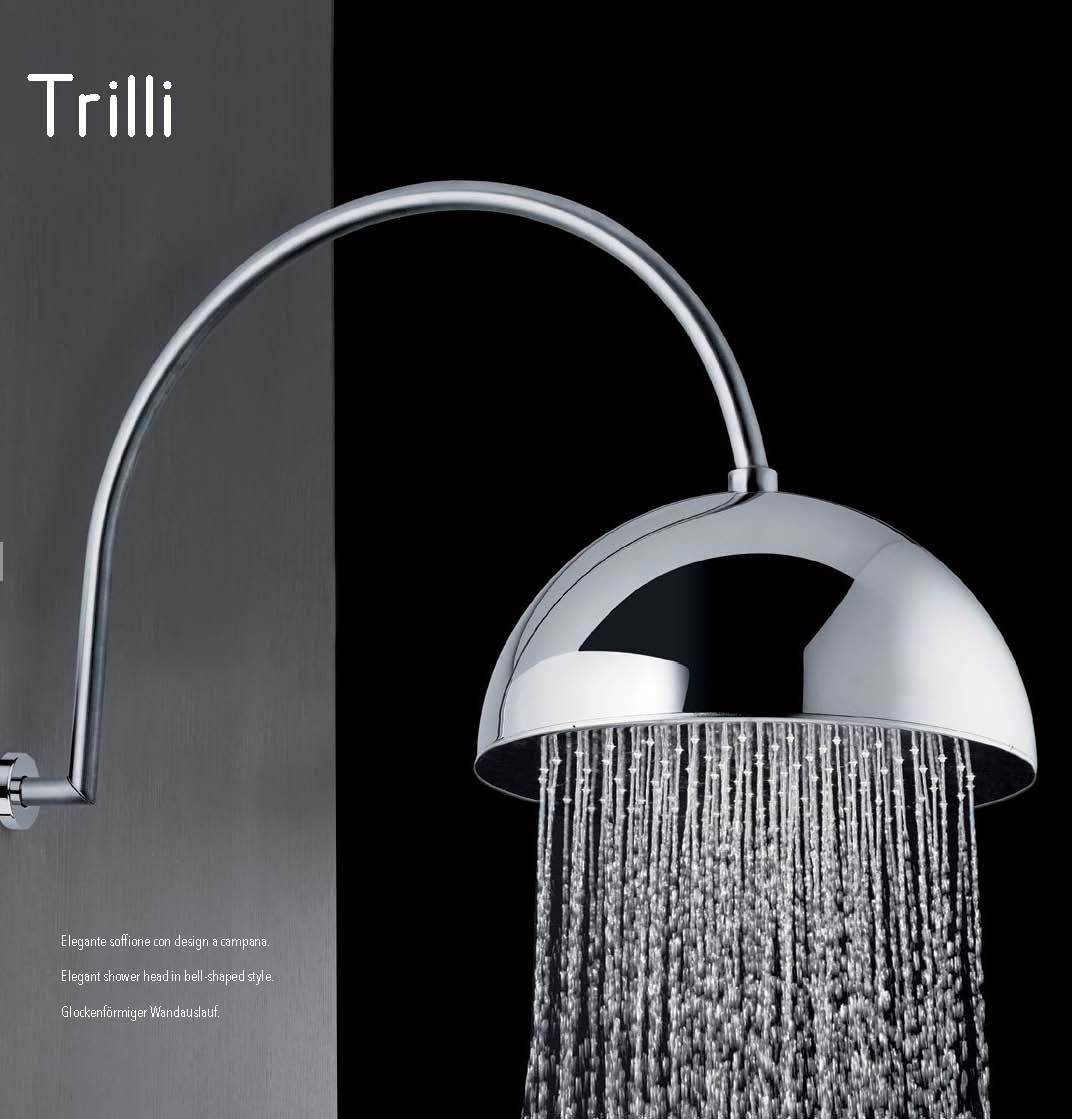 Trilly douche badkamer - Moderne italiaanse douche ...