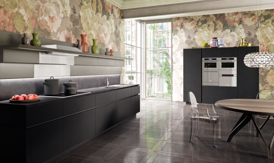 Keuken Model Cloe Italiaans Design : Kitchen Wall Unit