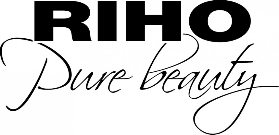 Het logo van RIHO International BV