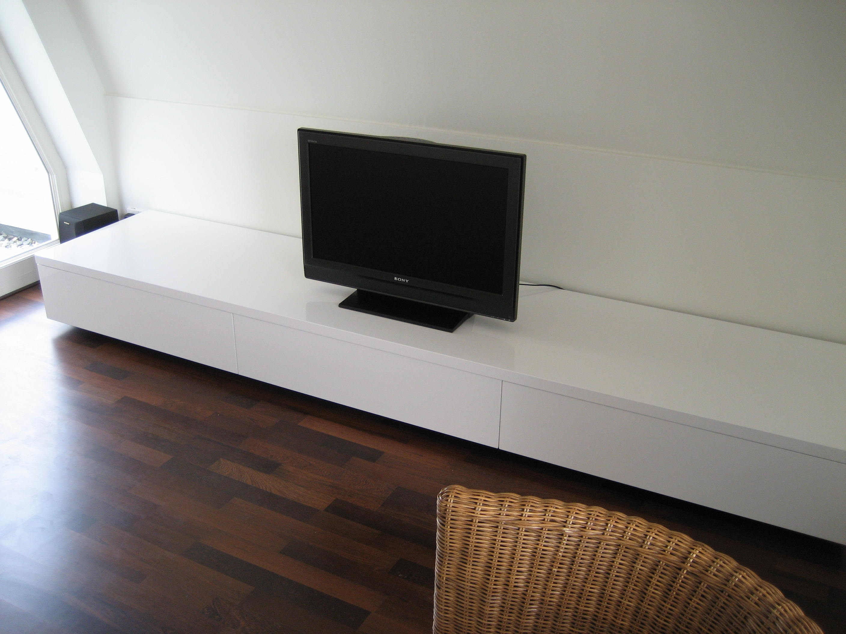 lowboard infinity 300 tv meubel meubels. Black Bedroom Furniture Sets. Home Design Ideas