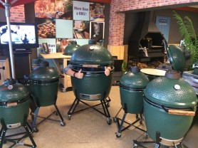 De Big Green Egg
