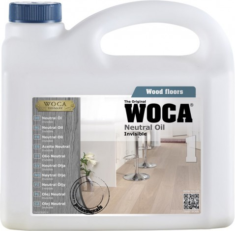 WOCA Neutral Oil